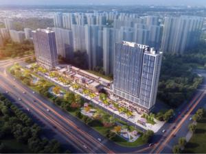 郑州朗悦时光之城安置项目